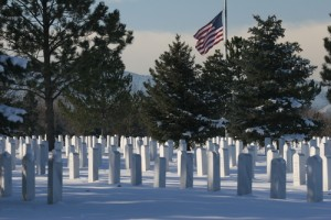 Christmas with Soldiers who defended freedom