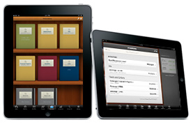 USAA's mobile iPad App