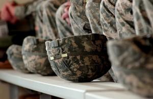 US Army ACU Helmets